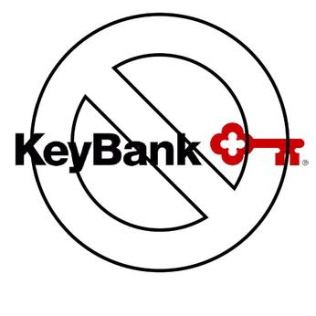 Stop KeyBank's arrogant abuse of power