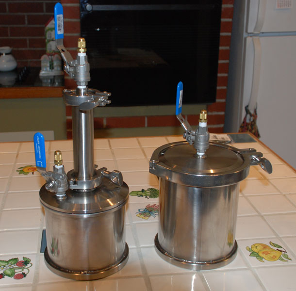 Lil Terp Passive Bho Extractor Skunk Pharm Research