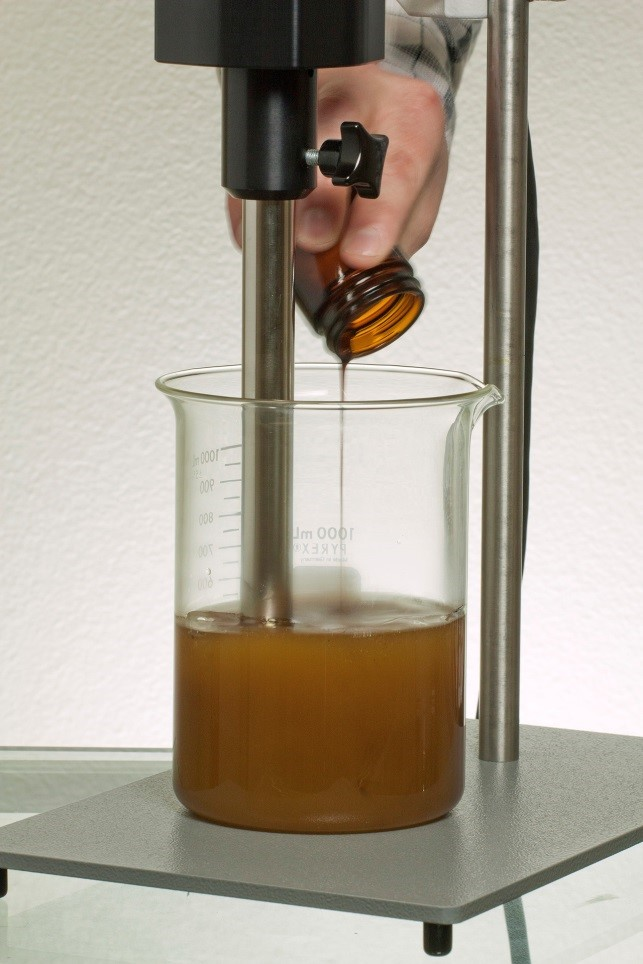Emulsifying Vegetable Glycerin and BHO for E-juice by Steve Gold